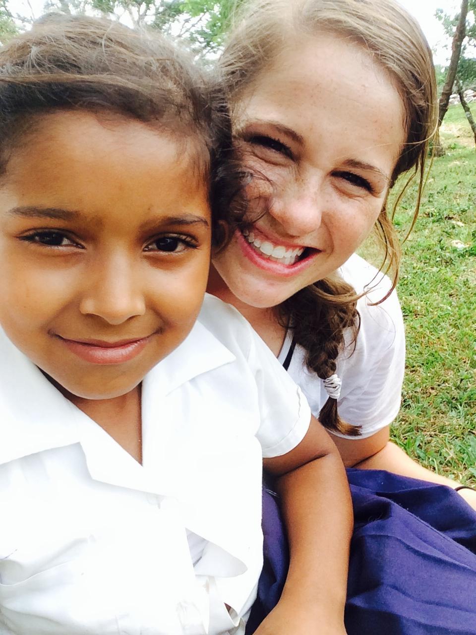 Nicaragua Trek—University of South Carolina   Circle of Sisterhood